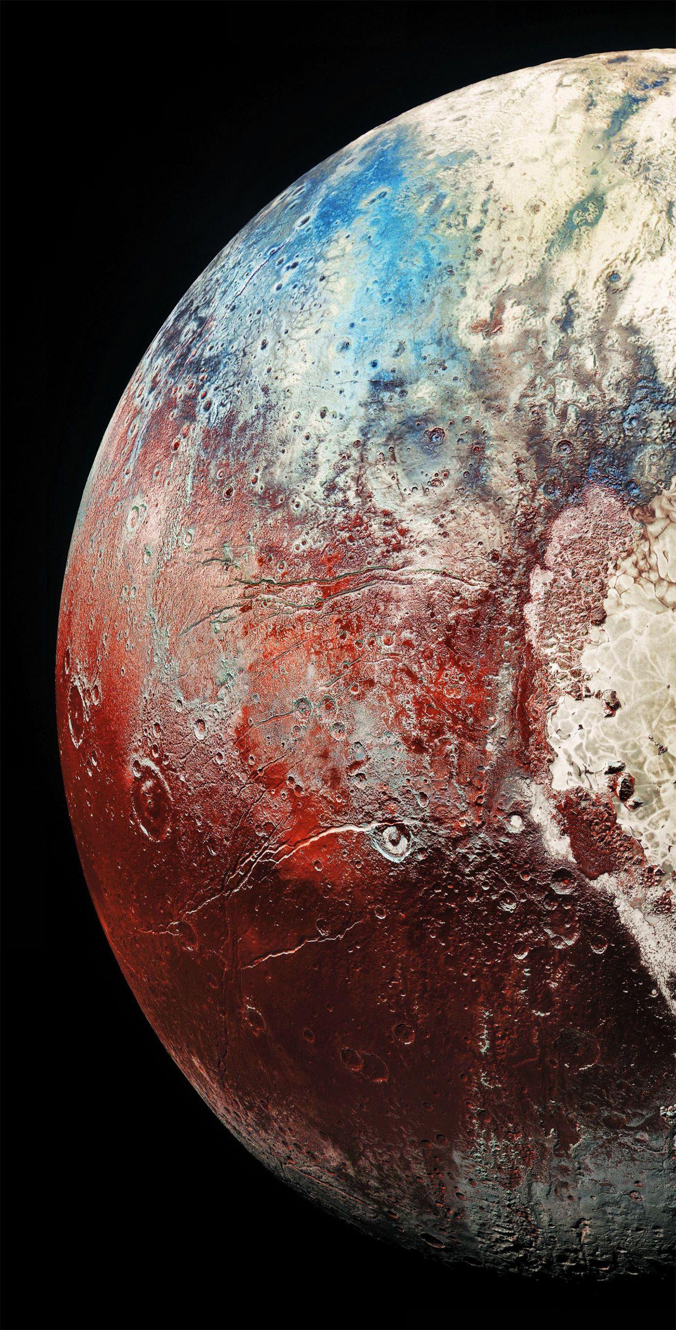 Photo of 【神秘】NASAが冥王星の最新画像を公開 / 鮮明で神秘的な未知の世界「太陽系外惑星へ拠点として役立つ宇宙港となる」 | バズプラスニュース