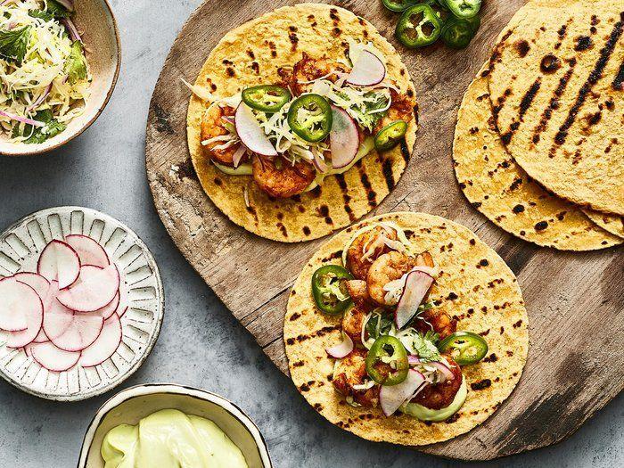 mr-Shrimp Tacos with Cilantro Lime Slaw #cilantrolimeslaw mr-Shrimp Tacos with Cilantro Lime Slaw #cilantrolimeslaw