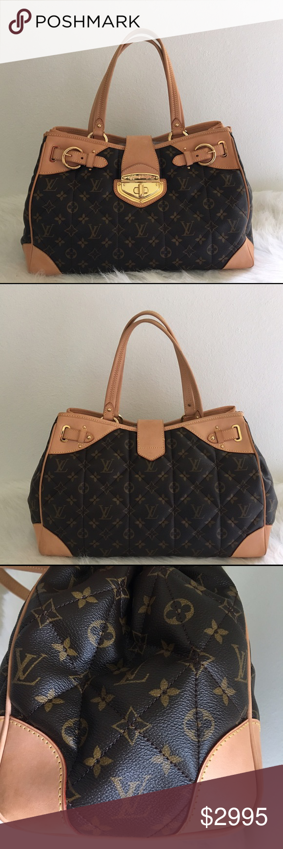 4000 AUTHENTIC LOUIS VUITTON ETOILE SD3058 Beautiful authentic Louis  Vuitton handbag unlike everyone else s. It fe67e0e1b853e