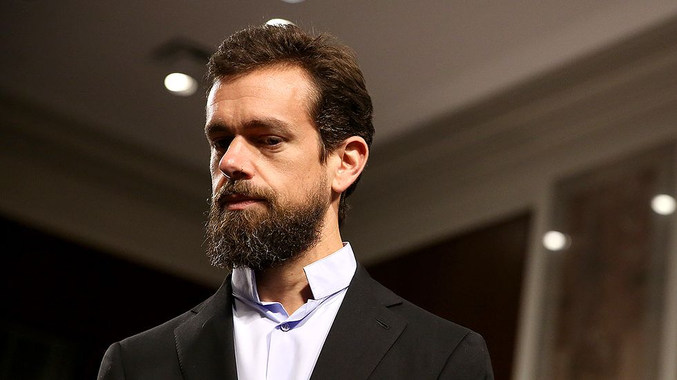 Twitter CEO Jack Dorsey received a total salary of 1.40