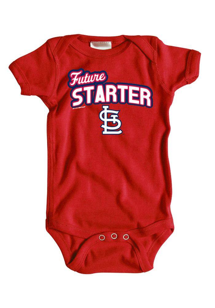 abcb73ca Pin by Rally House on MLB - St. Louis Cardinals   Onesies, Baby boy ...