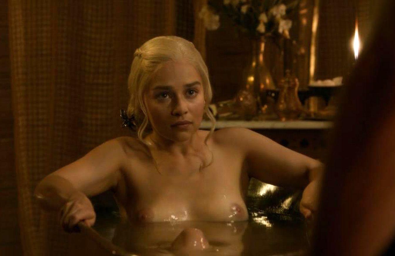 Nude women in games #9
