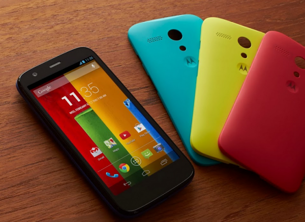 The Moto G has been rooted and unlocked already, thanks to a method devised by MoDaCo.