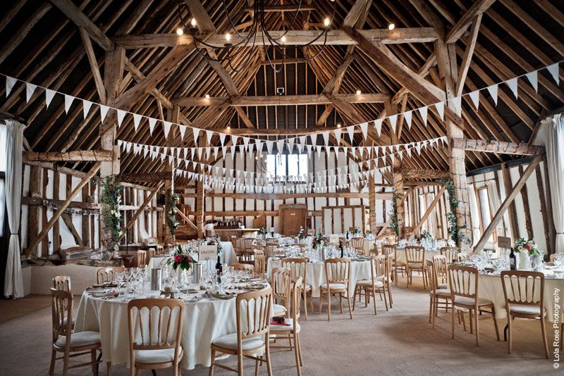 A Truly Eclectic Venue Clock Barn Will Give You Wedding Packed Full Of Character And Romance
