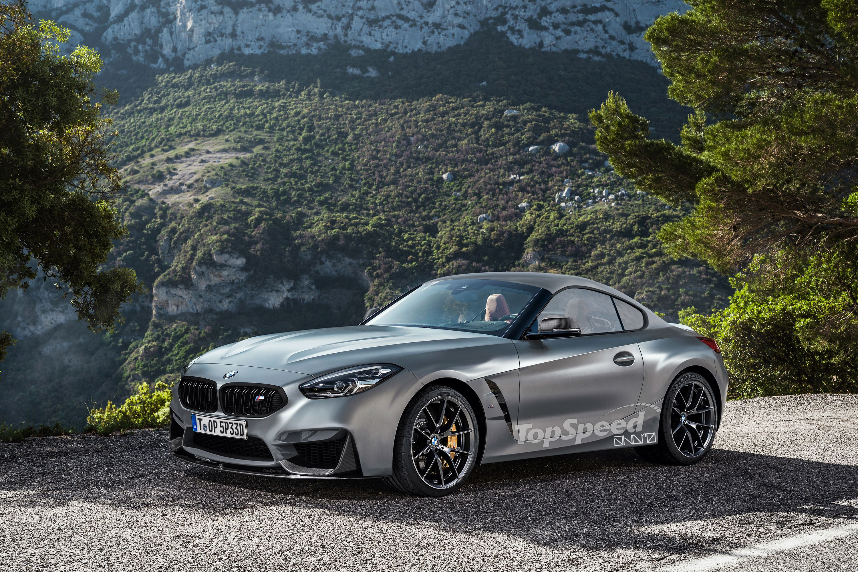 2019 Bmw Z4 M Coupe Could Look Like This Cars Pinterest Bmw
