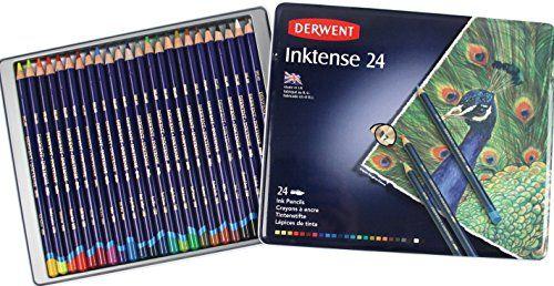 Watercolor Pencils Reviews Derwent Colored Pencils Watercolor