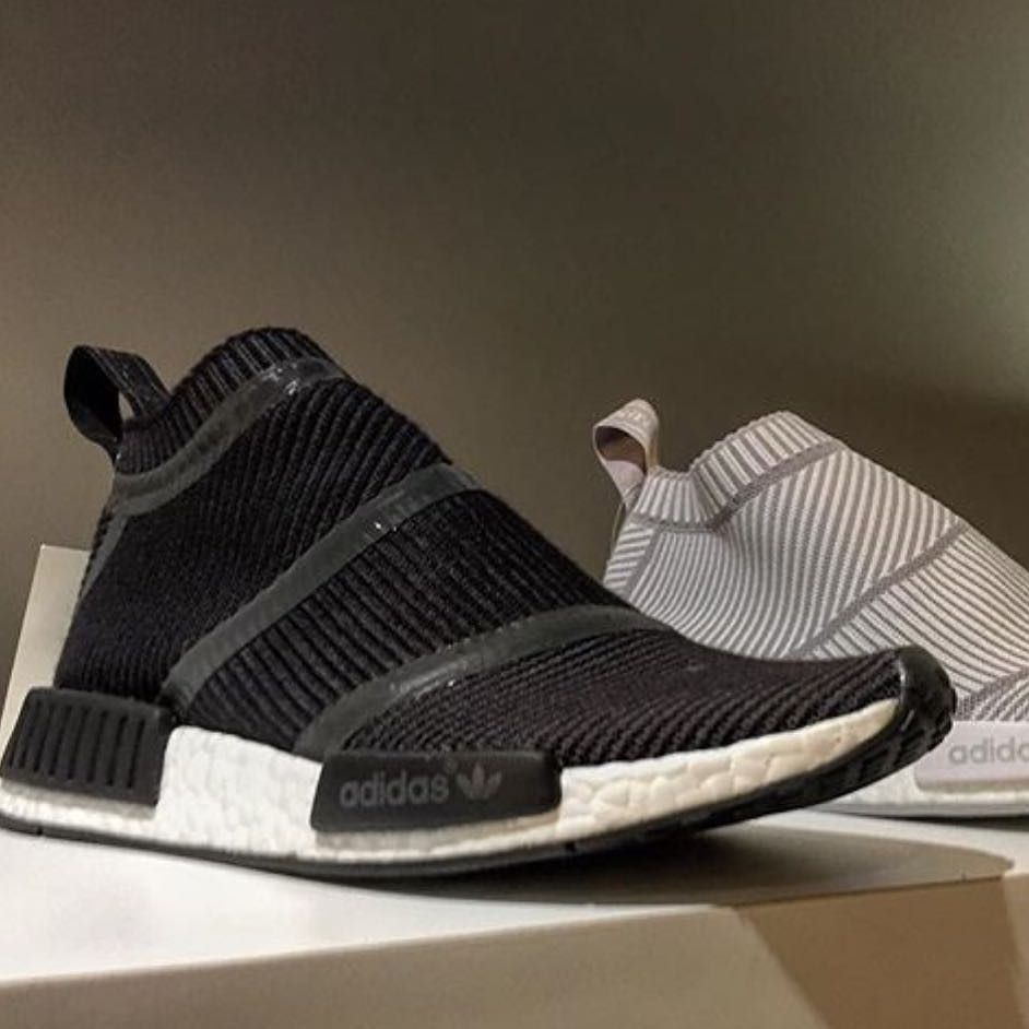 NMD City Sock SAMPLE (Told you'd better turn on
