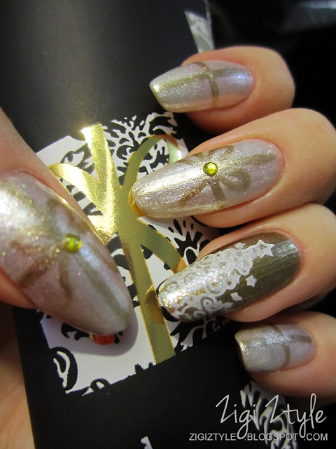 ZigiZtyle: Christmas Nails / Joulukynnet