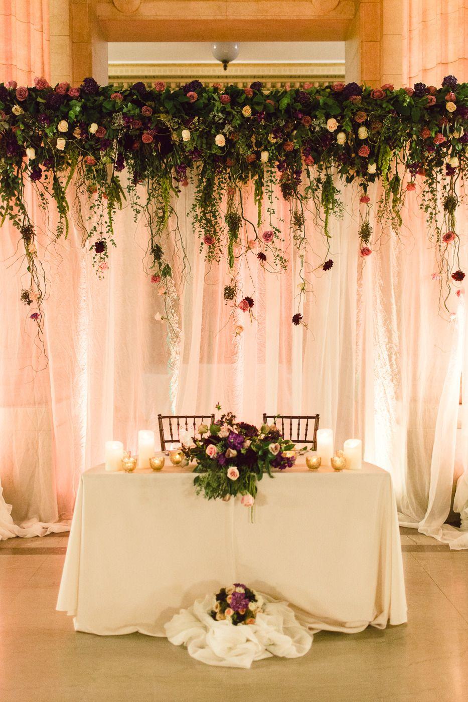 Cleveland City Hall Rotunda Wedding Wedding Decorations Elegant Purple Wedding Decor Elegant Fun Wedding Decor