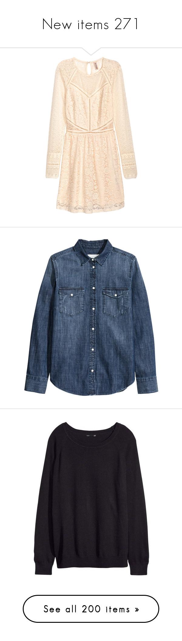 H&m blue lace dress  New items