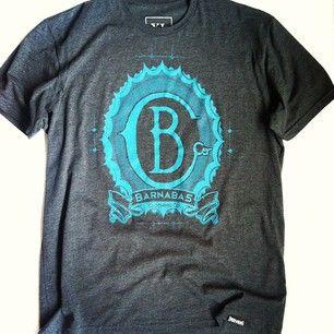 Barnabas Clothing Co. Emblem Tee www.BarnabasClothing.com
