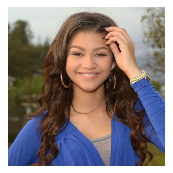 Zendaya Coleman ❤ liked on Polyvore featuring hair, people, zendaya, pics and pictures