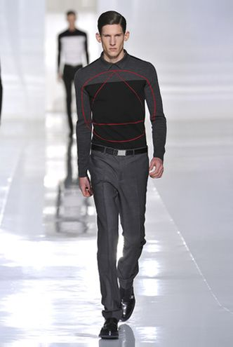 Dior Homme Fall-Winter 2013-14 – Look 25. Discover more on www.dior.com