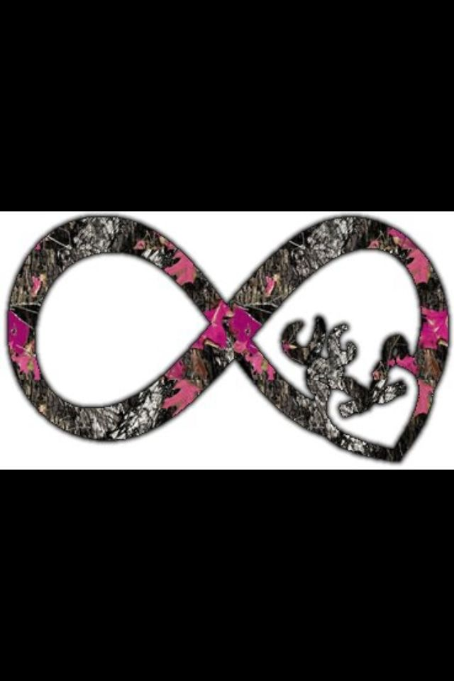 Pretty infinity camou for couples!!!