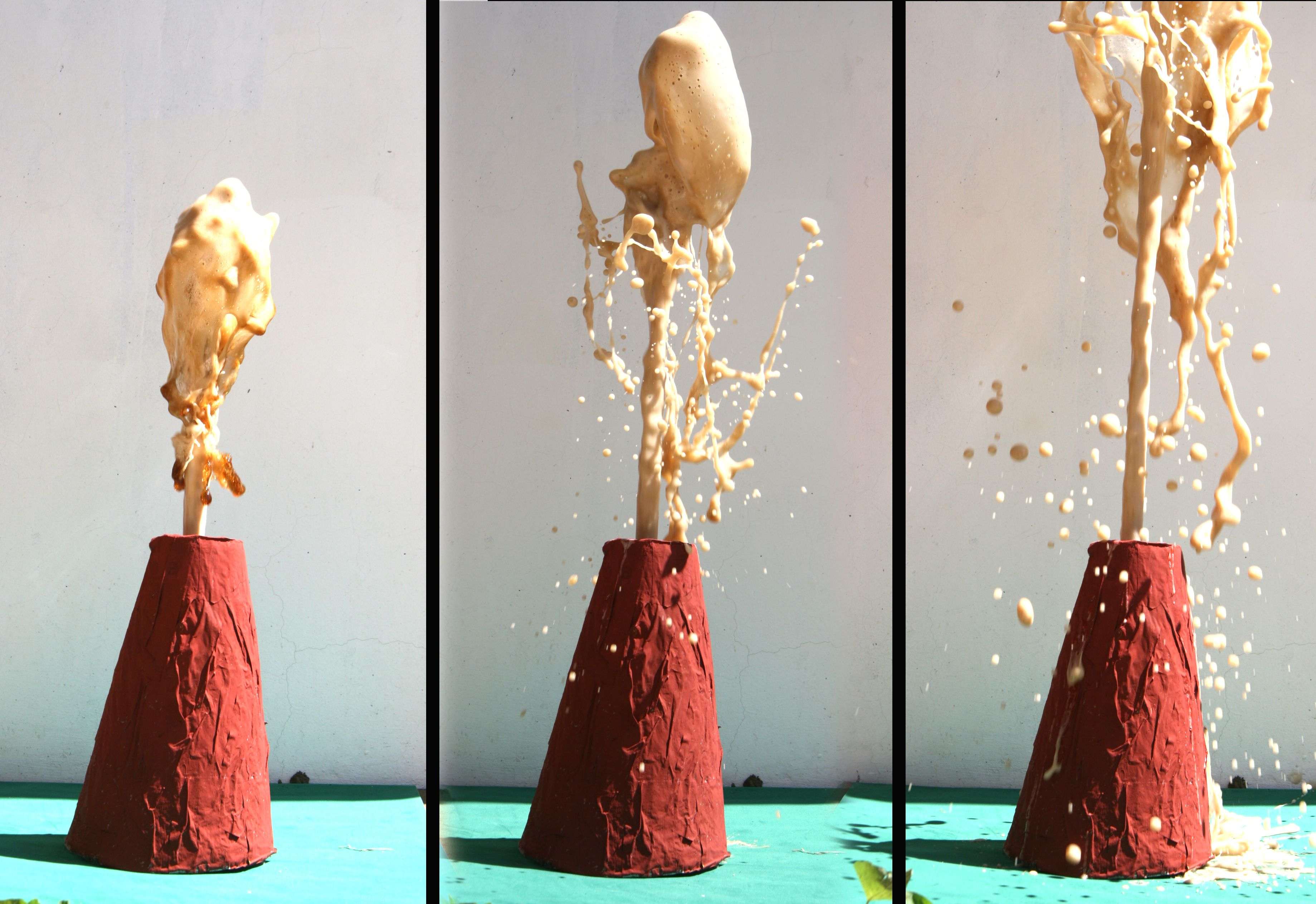 How to Make a Soda Bottle Volcano