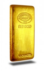 Johnson Matthey 10 Oz 9999 Gold Bullion Bar Gold Bullion Bars Gold Coins For Sale Gold Bullion Coins