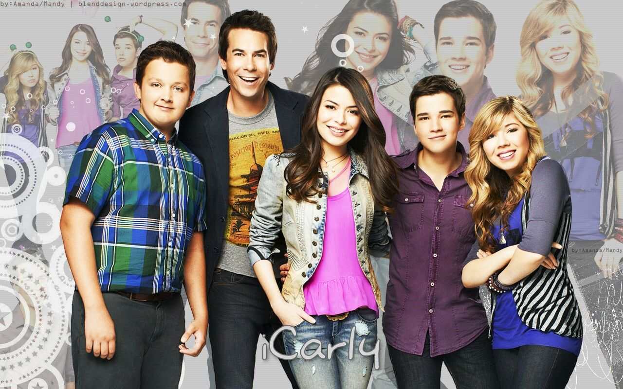 iCarly another old show I use to looooove and still do
