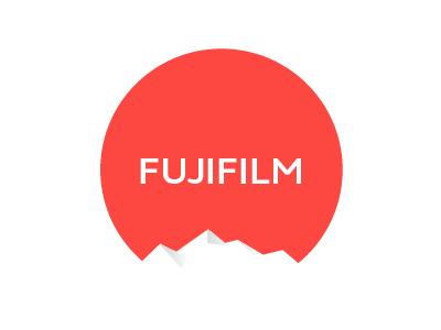 Fujifilm Logo Minimal Redesign Logo Design Japan Logo Logo Concept