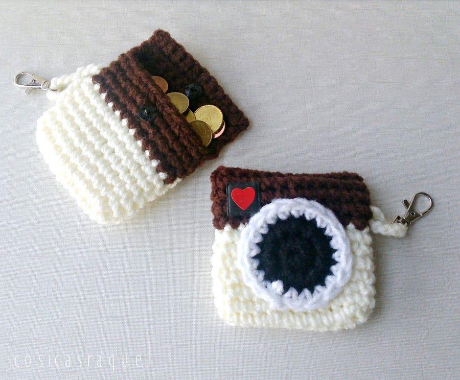 Un pequeño detalle de ganchillo, ideal para regalar a los amantes de ...