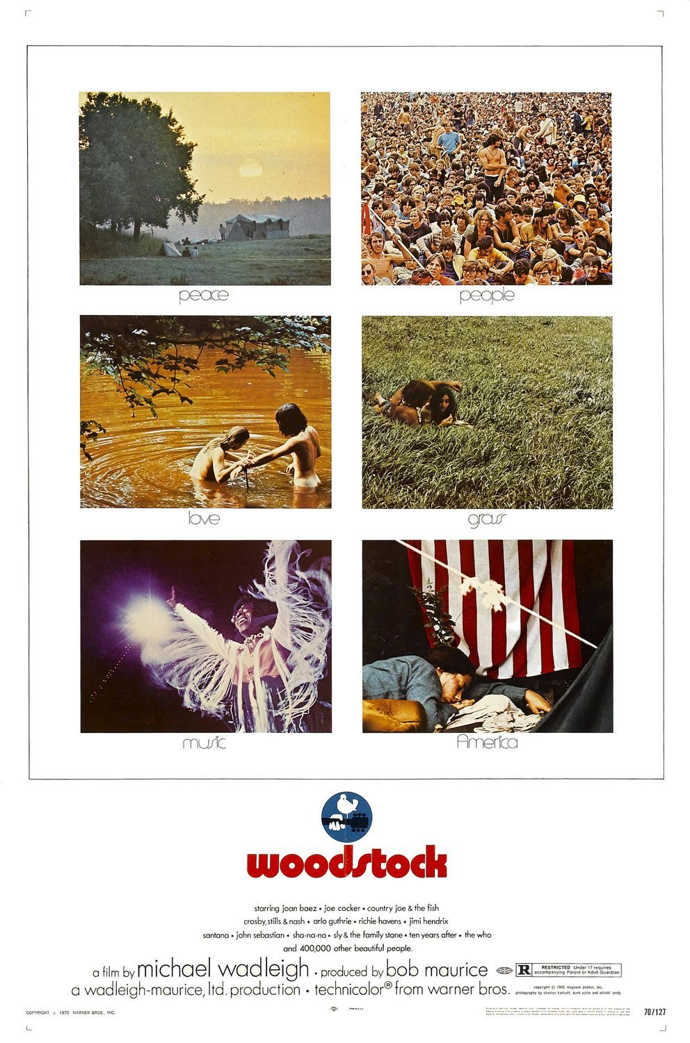 Return To Main Page For Woodstock Posters Woodstock Poster