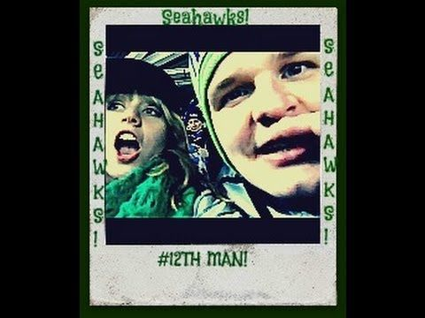 Vlog: Seattle Special Part 2 #youtube #Youtubers #vlog #vloggers #seattle #seahawks #beastmode #blonde #fan #12thman
