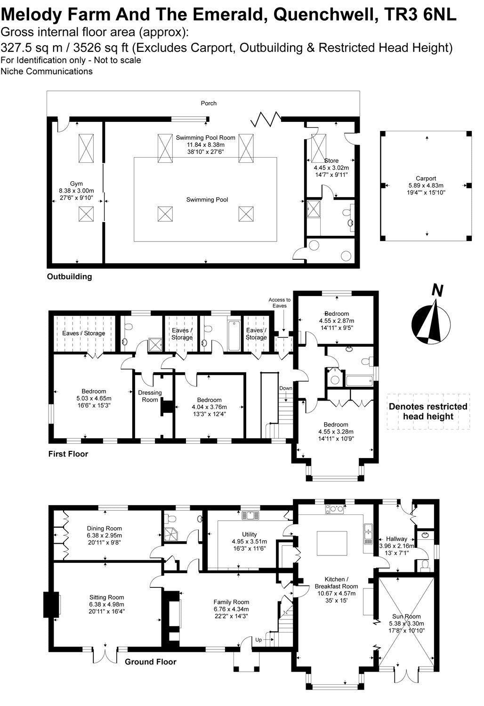 Savills Near Truro Cornwall Tr3 6ln Property For Sale Property For Rent House Plans Property For Sale