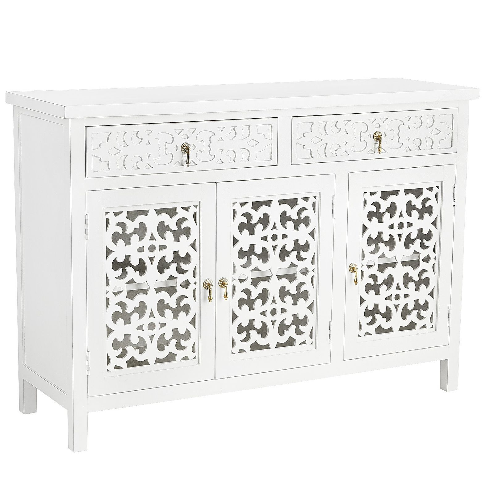 Our Landyn TV Stand Proves A Media Cabinet Neednu0027t Be Masculine. Crafted Of