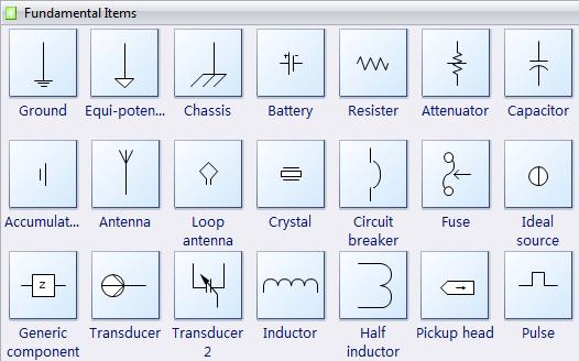 Basic Wiring Diagram Symbols:  skola ,Design