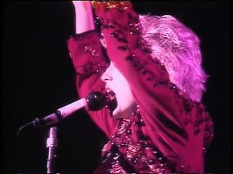 Madonna La Isla Bonita Live In Concert Ciao Italia Hd Youtube