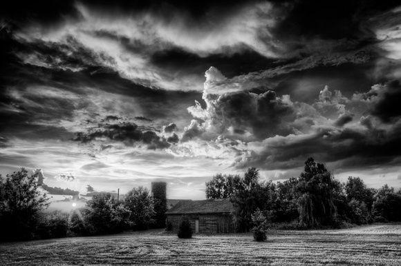 Fine Art Black And White Photography Sky Art Nature Photography Landscape Art