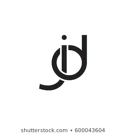logo jd images stock photos vectors shutterstock in 2020 dj logo photo logo logo design logo jd images stock photos vectors