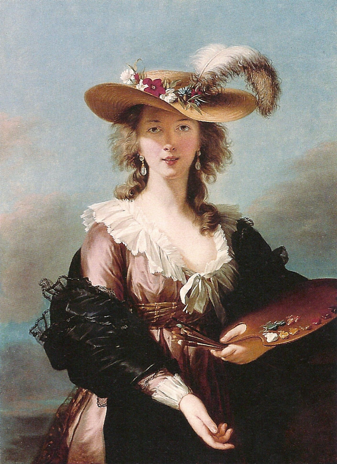 17 best images about elizabeth vigee lebrun 17 best images about elizabeth vigee lebrun portrait florence and self portraits