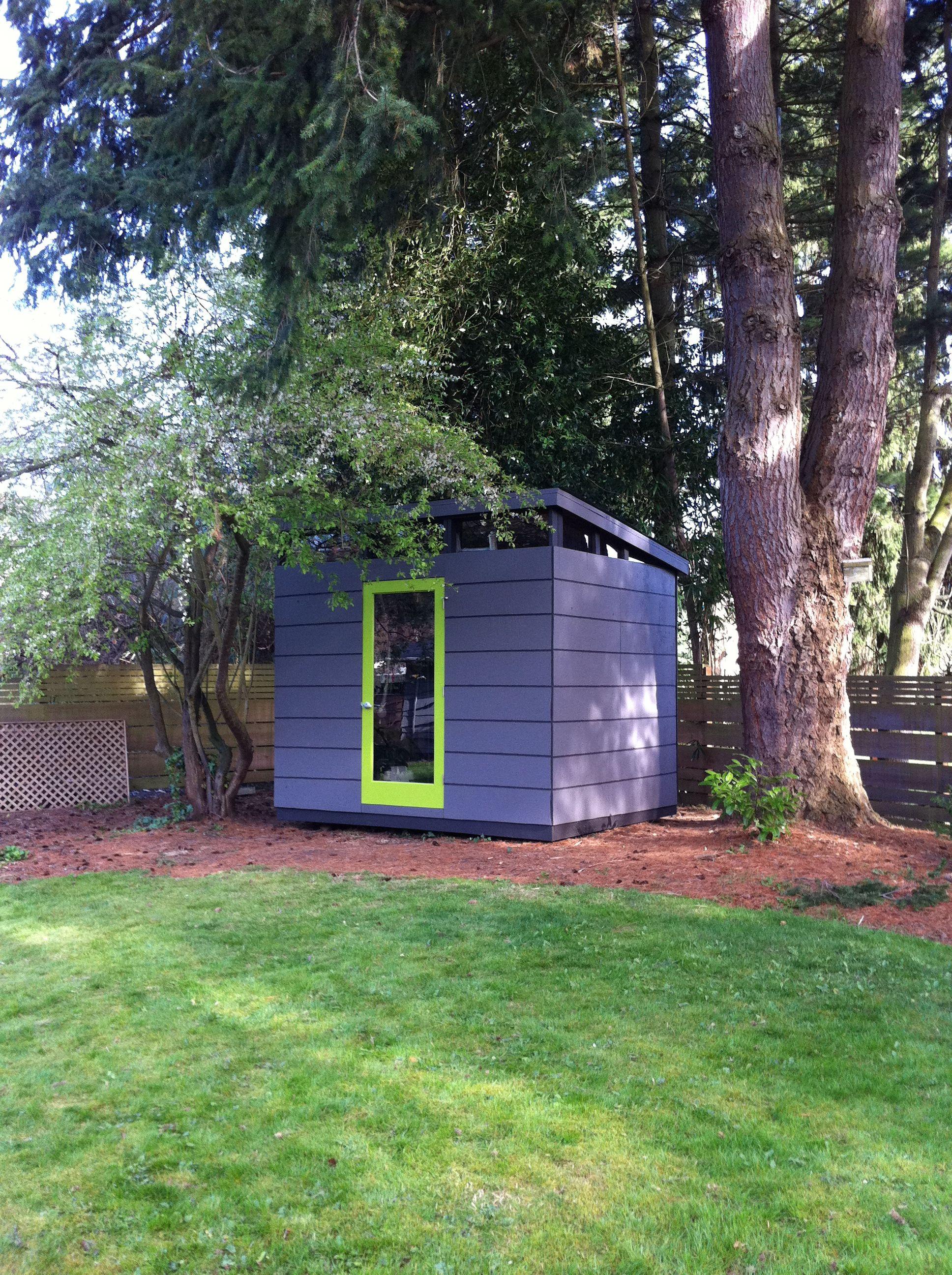 17 best Modern Shed images on Pinterest Backyard studio Garden