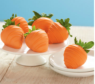 Easter hostess gifts 6 hand dipped strawberries at harry david easter hostess gifts 6 hand dipped strawberries at harry david negle Choice Image