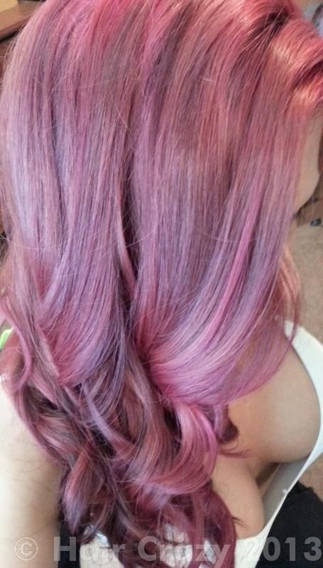 babyj - magenta pravana violet