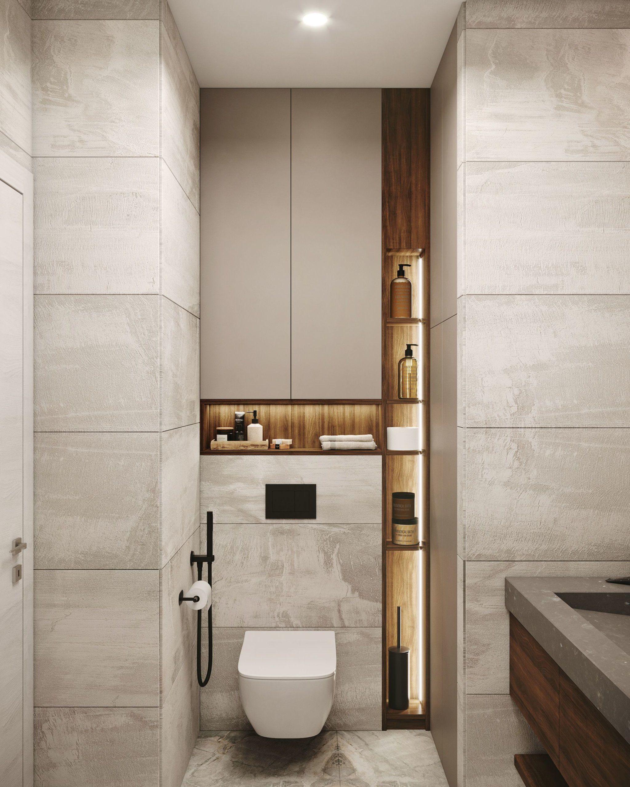 30 Stunning Bright Bathroom Design Ideas