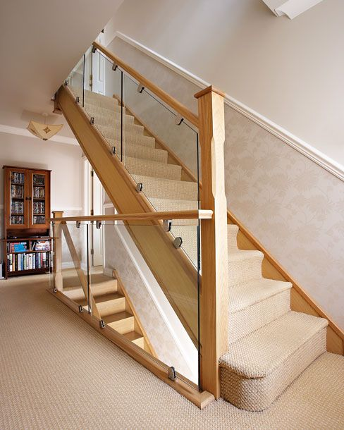 Change The Oak To White   Steel U0026 Glass Staircases   Bespoke Staircases