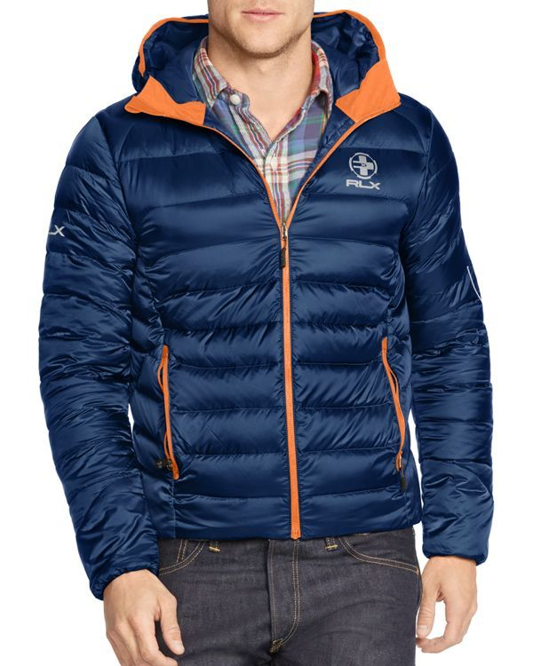 Polo Ralph Lauren Rlx Explorer Down Jacket. Quilted JacketStyle MenDown ...