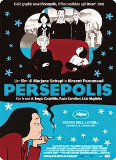 Persepolis animazione di qualità per una donna in difesa della dignità femminile.