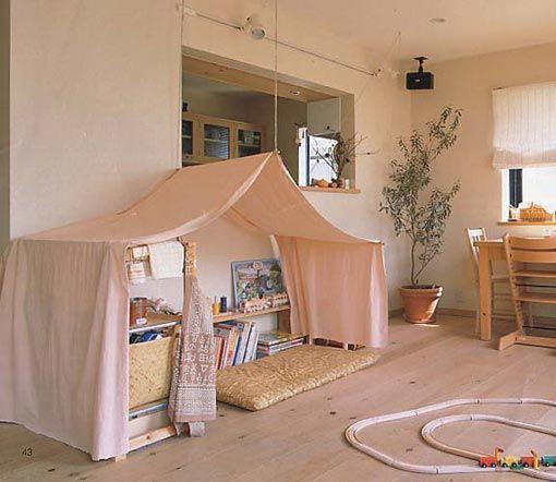Photo of Ideen für das Spielzimmer von Small Space Kids, die Sie ausprobieren müssen