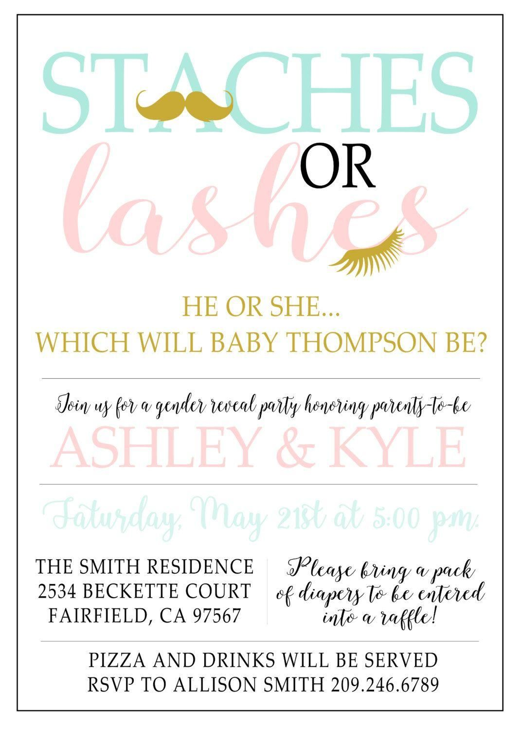 16 Gender Reveal Invitation Template Download In 2021 Gender Reveal Invitations Printable Gender Reveal Invitations Gender Reveal Party