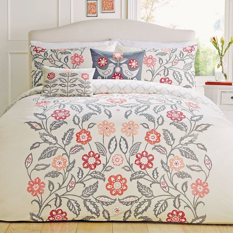 You'll love the Montague Duvet Set at Wayfair.co.uk