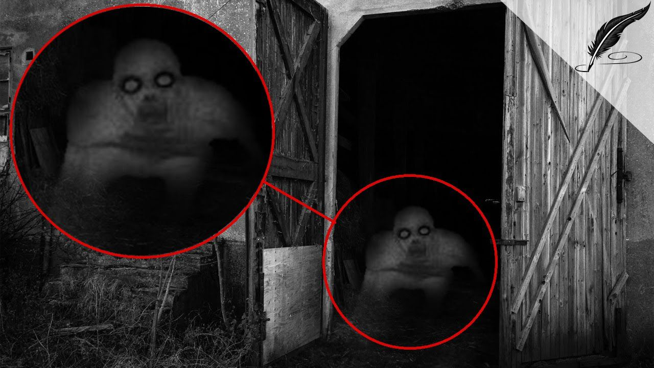 Scary Pictures Of Ghosts
