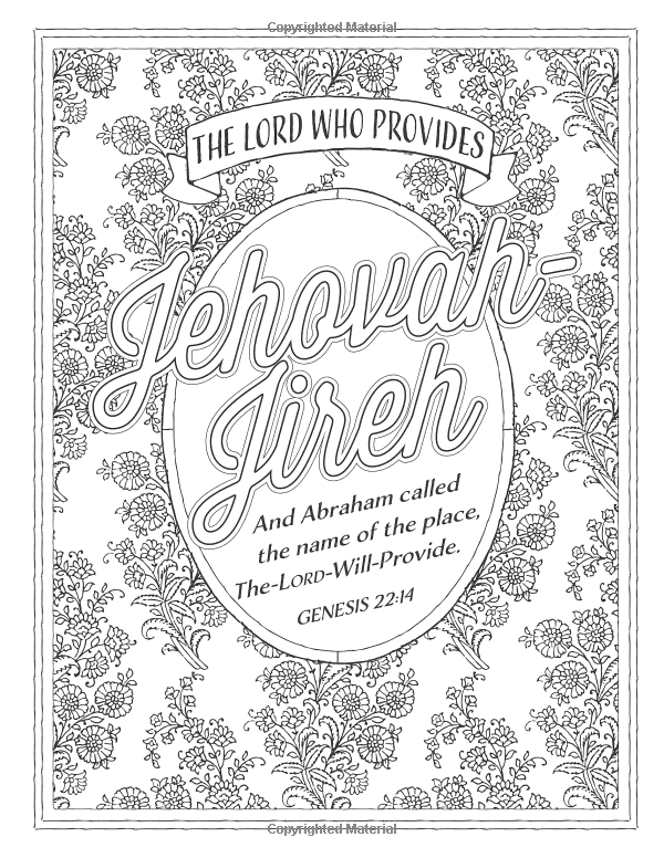 Amazon.com: Color the Bible 3-in-1: An Adult Coloring Book for Your ...