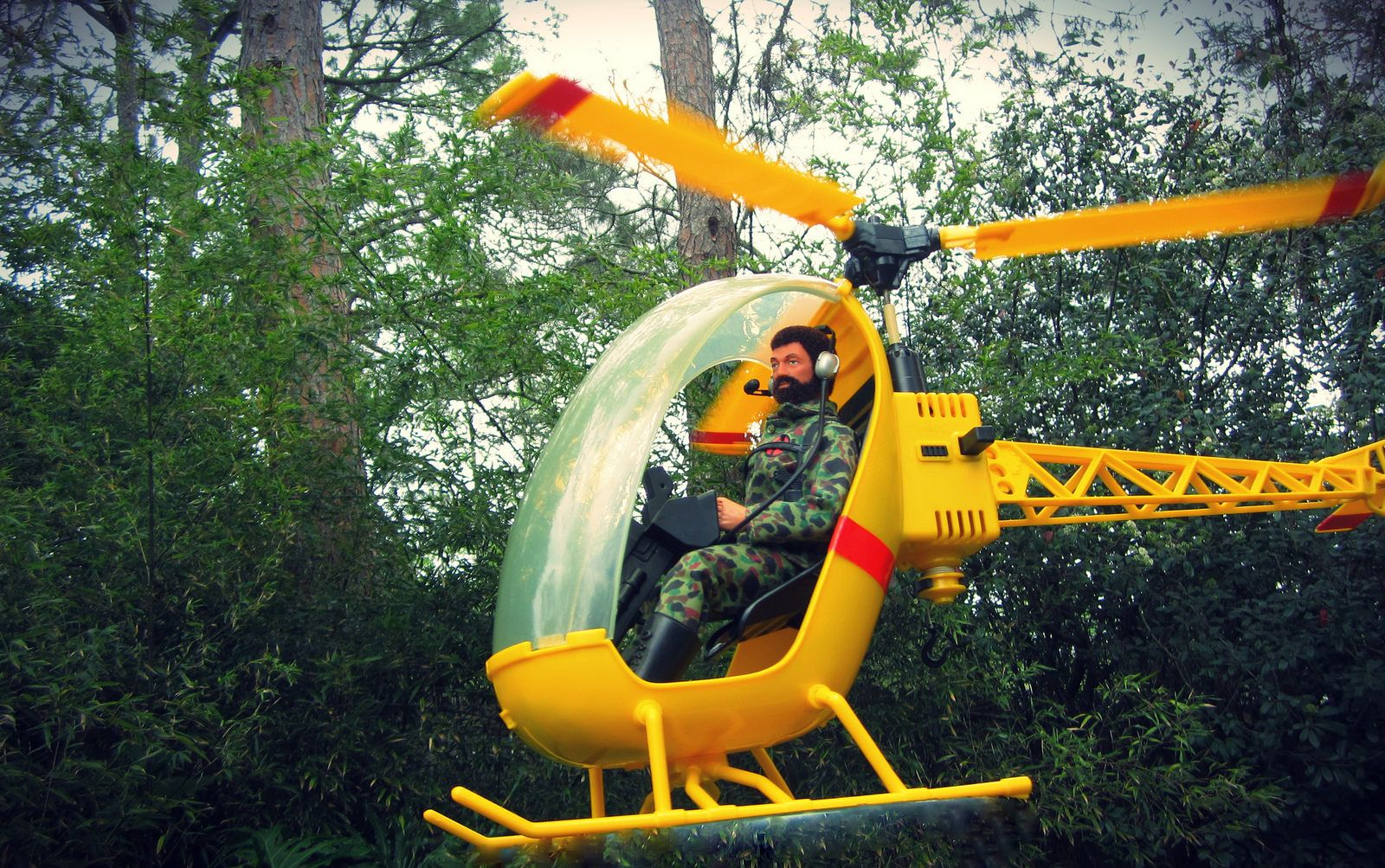 GI Joe Adventure Team Helicopter | by decobray