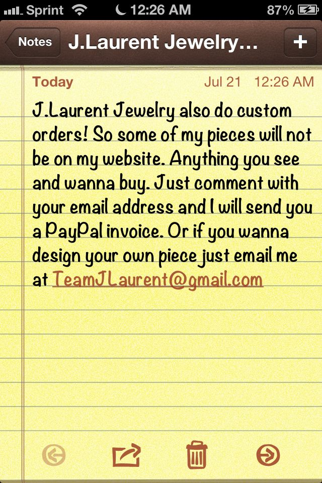 Custom Orders!!!!! Shop J.Laurent Jewelry!  Www.JLaurentJewelry.storenvy.com#shop #jewels #fashion #accessories #armcandy #jlaurentjewelry #prettythings #getyours #autism #autismspeaks #autismawareness #teamjoseph #support #handmade #bracelets #glamour #stylish  #armswag #armparty #beads #bling #style #fashionista #fashionable #armbling   #stackedbracelets  #neonbeads #glassbeads #pavebeads   #stretchbracelets  ‪#‎bohemian‬ ‪#‎storenvygroup‬  ‪#‎handmadejewelry‬