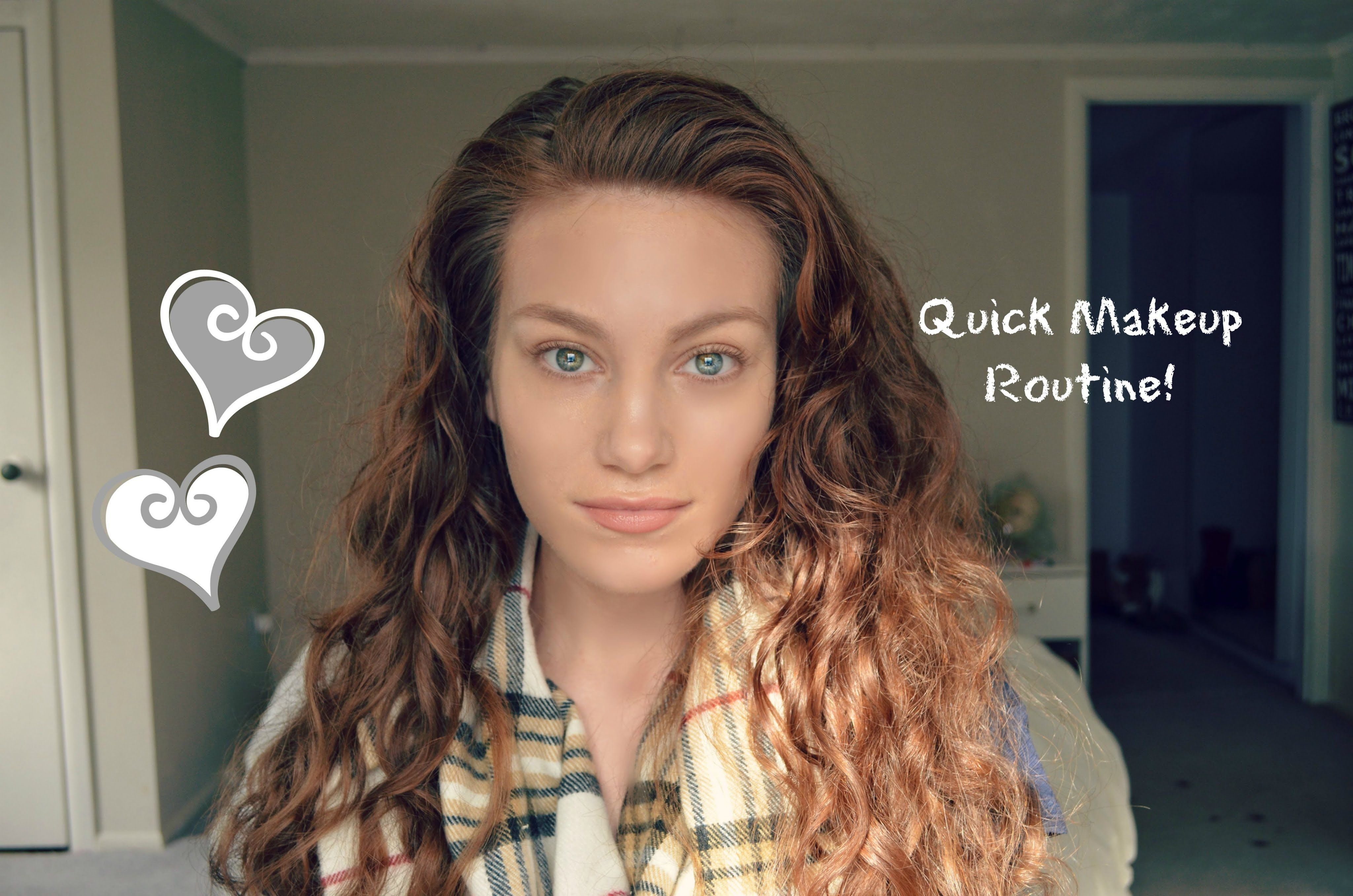 Lazy Day Makeup Routine Literally the easiest makeup you