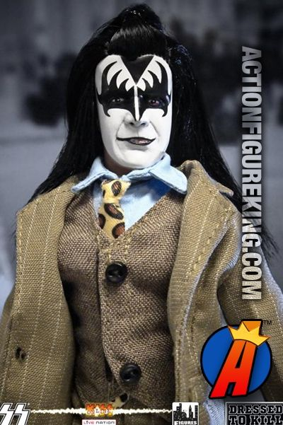 The Demon Color Variant Kiss Series 5 Dressed To Kill 8 Action