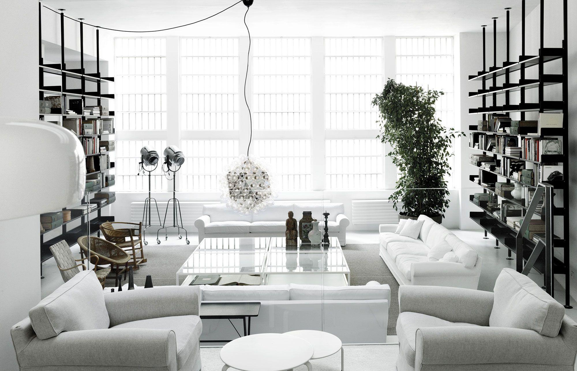 Lissoni Architettura Projects Edepadova Showroom D Cor  # Muebles Carreiro