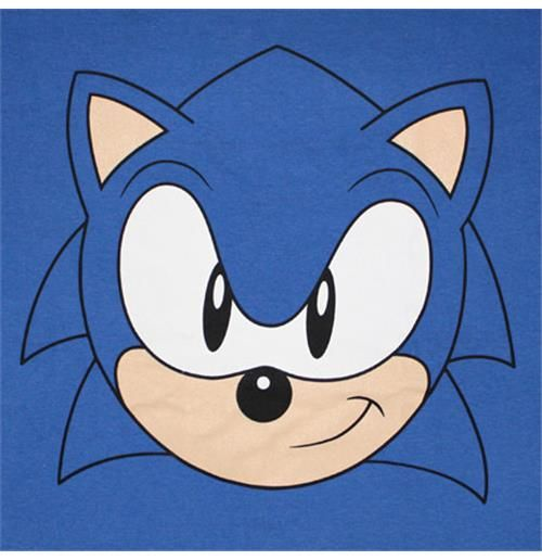 Sonic The Hedgehog Face Hedgehog Birthday Sonic Birthday Parties Sonic Party